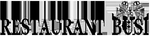 Restaurant Büsi Logo